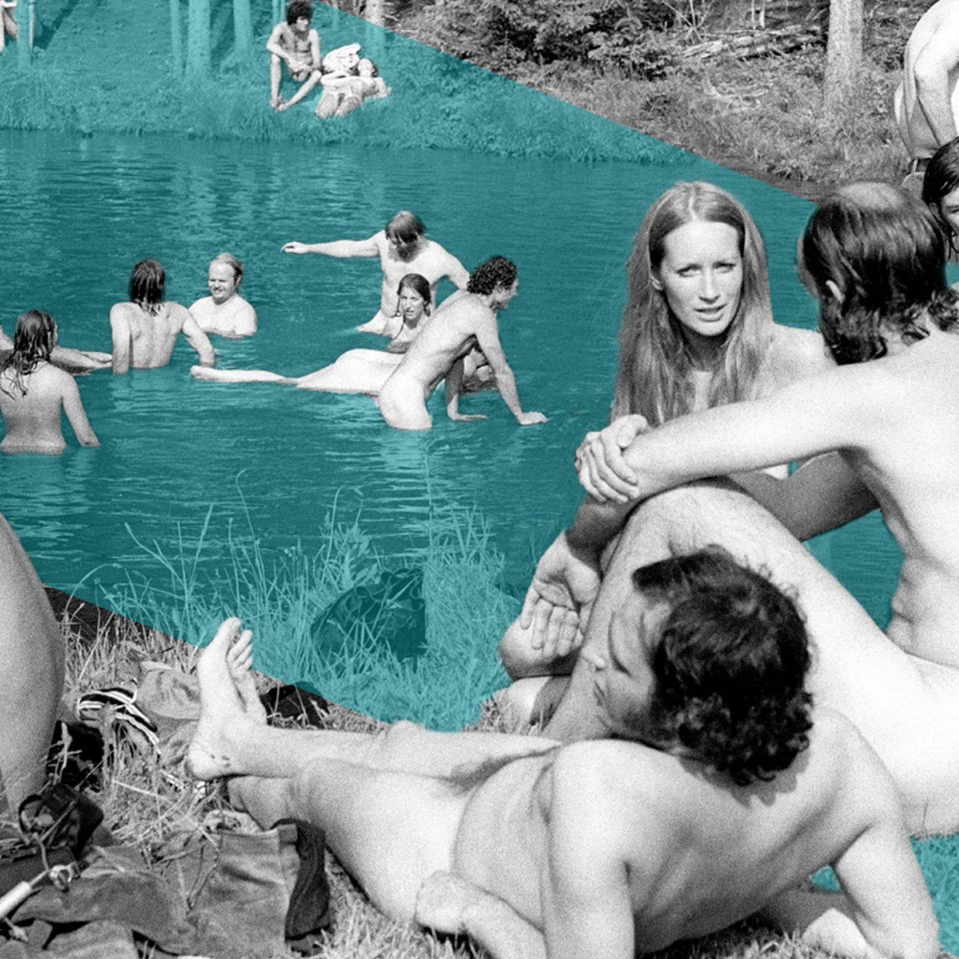 Nude women naturalists at large