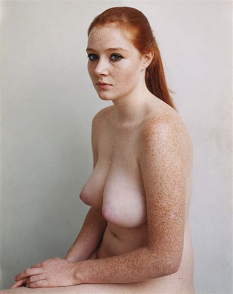 Nude photos of women with frckles