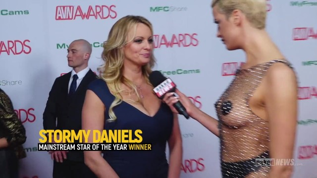 Nude pics from the adult film awards